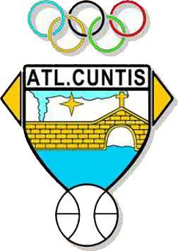 Escudo de ATLÉTICO CUNTIS (GALICIA)