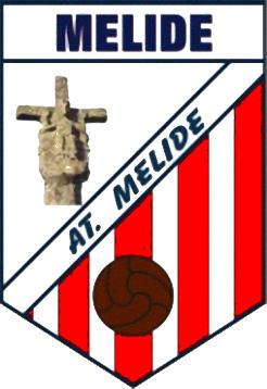Escudo de ATLÉTICO MELIDE (GALICIA)