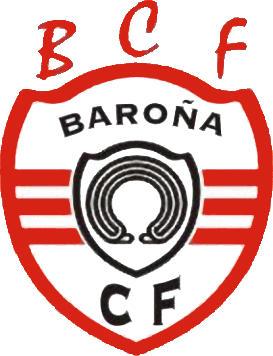 Escudo de BAROÑA C.F. (GALICIA)