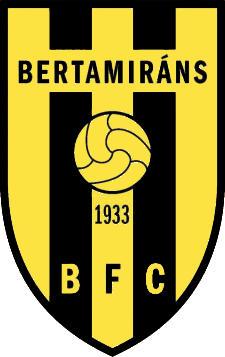 Escudo de BERTAMIRANS F.C. (GALICIA)
