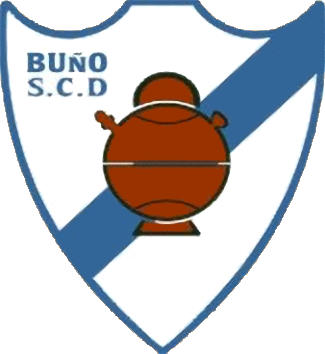 Escudo de BUÑO S.C.D. (GALICIA)