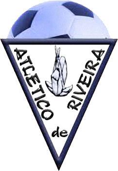 Escudo de C. ATLÉTICO DE RIVEIRA (GALIZA)