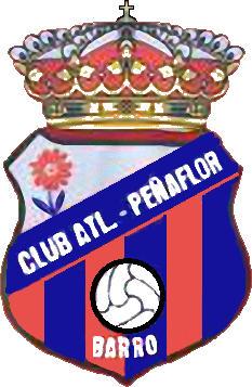 Escudo de C. ATLÉTICO PEÑAFLOR (GALICIA)