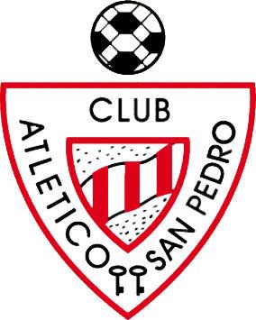 Escudo de C. ATLÉTICO SAN PEDRO (GALICIA)