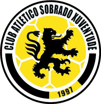Escudo de C. ATLÉTICO SOBRADO XUVENTUDE (GALICIA)