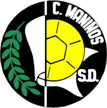 Escudo de C. MANIÑOS S.D. (GALICIA)