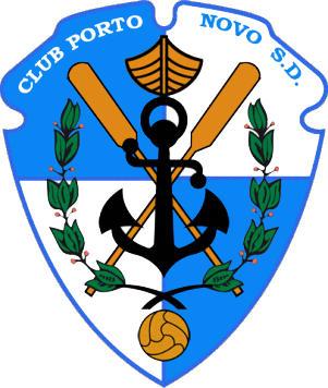 Escudo de C. PORTO NOVO SD (GALICIA)