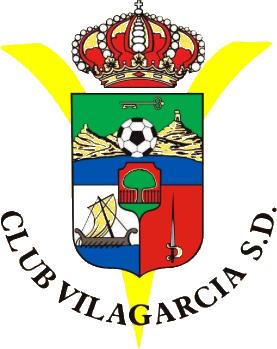 Escudo de C. VILAGARCIA S.D. (GALICIA)