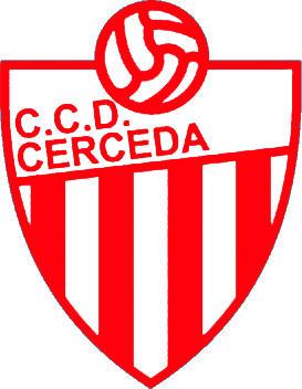 Escudo de C.C.D. CERCEDA  (GALIZA)