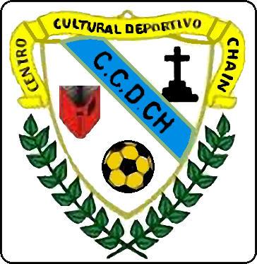Escudo de C.C.D. CHAIN (GALICIA)