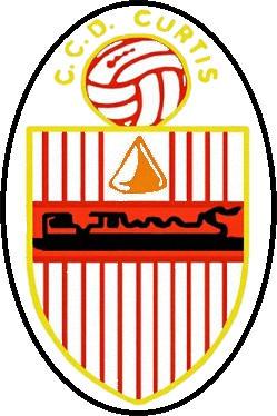 Escudo de C.C.D. CURTIS (GALICIA)