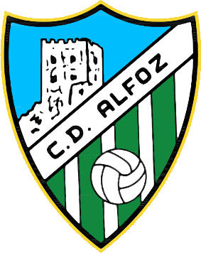 Escudo de C.D. ALFOZ (GALICIA)