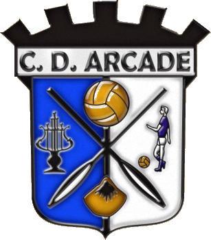 Escudo de C.D. ARCADE (GALICIA)