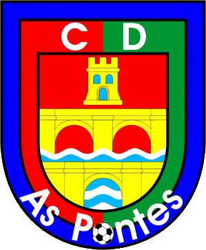 Escudo de C.D. AS PONTES (GALICIA)