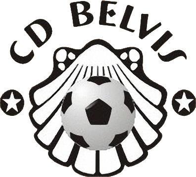 Escudo de C.D. BELVÍS (GALIZA)
