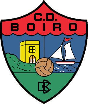 Escudo de C.D. BOIRO (GALICIA)