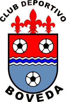 Escudo de C.D. BOVEDA (GALICIA)