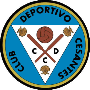 Escudo de C.D. CESANTES (GALICIA)