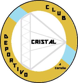 Escudo de C.D. CRISTAL (GALIZA)