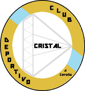 Escudo de C.D. CRISTAL (GALICIA)
