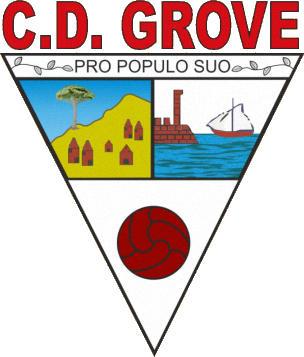 Escudo de C.D. GROVE (GALICIA)