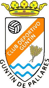 Escudo de C.D. GUNTÍN (GALICIA)