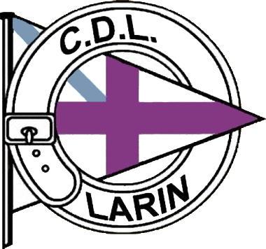 Escudo de C.D. LARÍN (GALIZA)