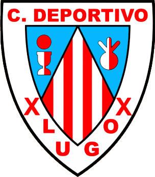 Escudo de C.D. LUGO  (GALICIA)