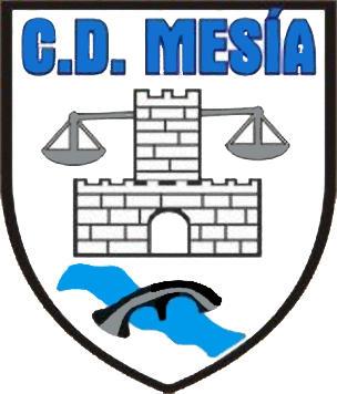 Escudo de C.D. MESÍA (GALICIA)