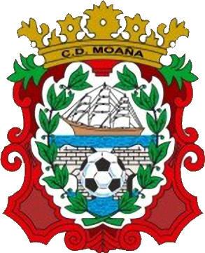 Escudo de C.D. MOAÑA (GALICIA)