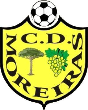 Escudo de C.D. MOREIRAS (GALICIA)