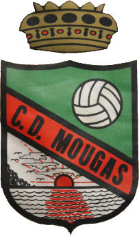 Escudo de C.D. MOUGAS (GALICIA)
