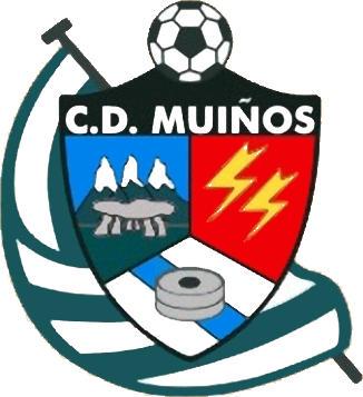 Escudo de C.D. MUIÑOS (GALICIA)