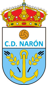 Escudo de C.D. NARÓN (GALICIA)