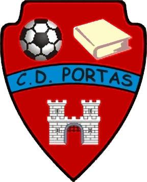 Escudo de C.D. PORTAS (GALICIA)