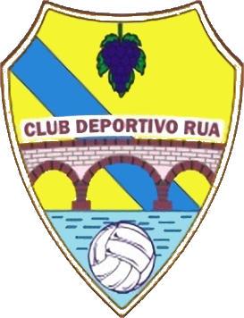 Escudo de C.D. RÚA (GALICIA)