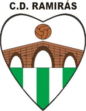 Escudo de C.D. RAMIRÁS (GALICIA)