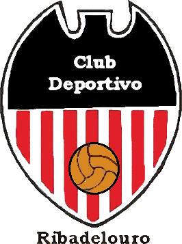 Escudo de C.D. RIBADELOURO (GALICIA)