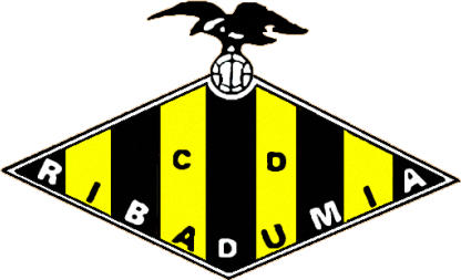 Escudo de C.D. RIBADUMIA (GALIZA)