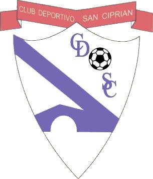 Escudo de C.D. SAN CIPRIÁN (GALICIA)