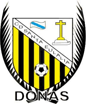 Escudo de C.D. SANTA EULALIA (GALICIA)