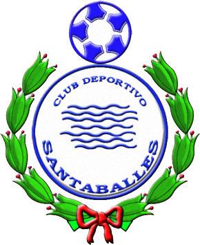Escudo de C.D. SANTABALLÉS (GALICIA)