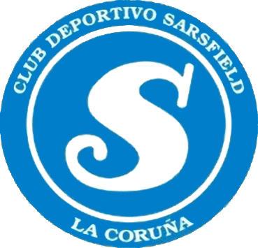 Escudo de C.D. SARSFIELD (GALICIA)