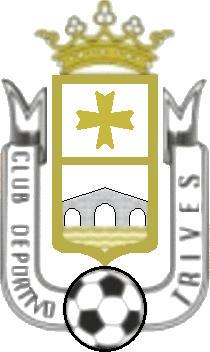 Escudo de C.D. TRIVES (GALICIA)