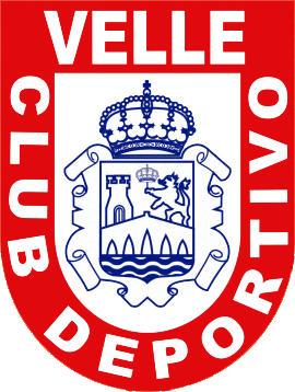 Escudo de C.D. VELLE (GALICIA)