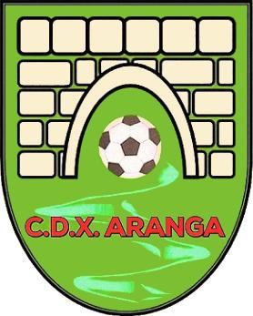 Escudo de C.D. XUVENTUDE ARANGA (GALICIA)