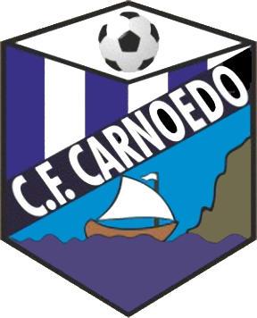 Escudo de C.F. CARNOEDO (GALIZA)