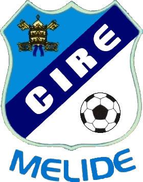 Escudo de C.F. CIRE DE MELIDE (GALICIA)