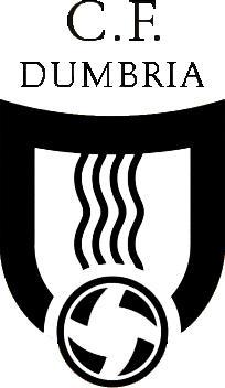 Escudo de C.F. DUMBRÍA (GALICIA)