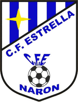 Escudo de C.F. ESTRELLA (GALIZA)
